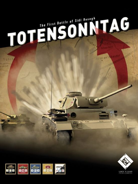 Totensonntag - 2nd ed - Lock n Load Publishing