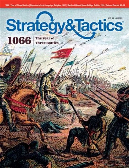 Strategy and Tactics 293