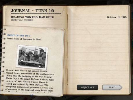wars-battles-october-war-Journal - Event of the Day