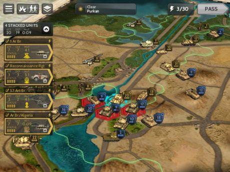 wars-battles-october-war-Threat to Egypt 3D display 2