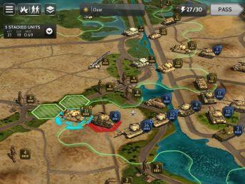 wars-battles-october-war-Threat to Egypt 3D display