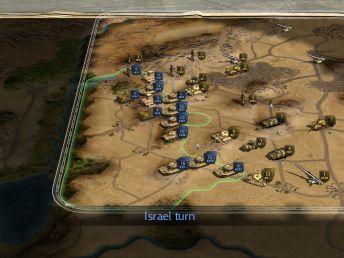 wars-battles-october-war-Towards Damascus