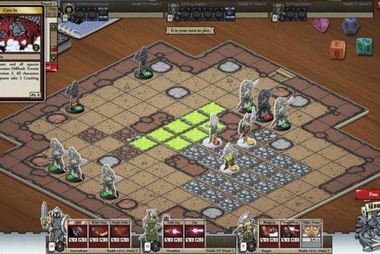 Card Hunter arrive sur Steam