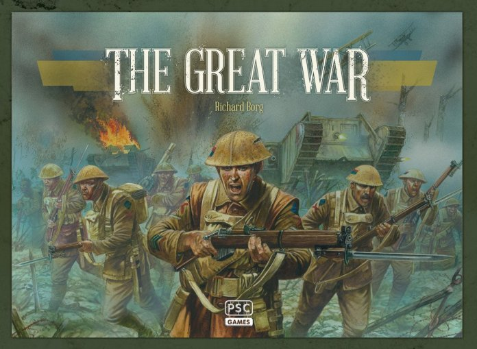 The Great War - PSC Games