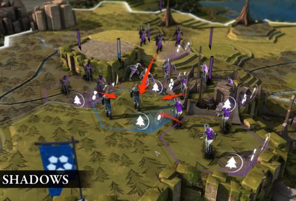 Endless Legend : sortie de Shadows of Auriga