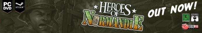 Heroes of Normandie - Slitherine