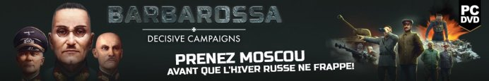 Decisive Campaigns Barbarossa - Slitherine