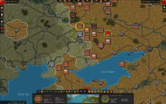 USSR September 1944