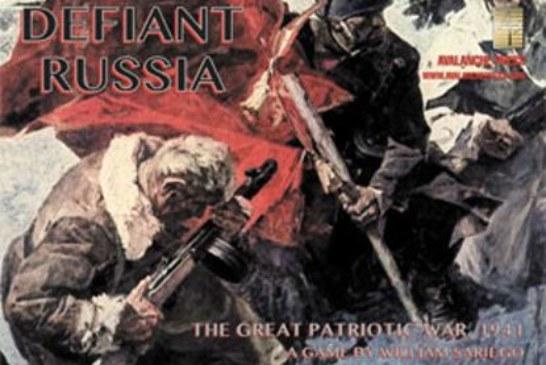 Réédition pour Defiant Russia