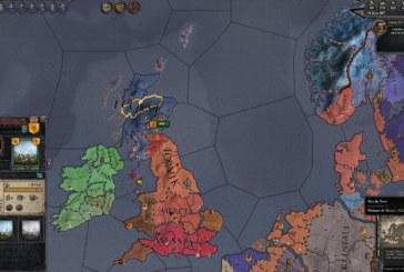 AAR Crusader Kings II: une fin de règne où l'Écosse s'agrandit