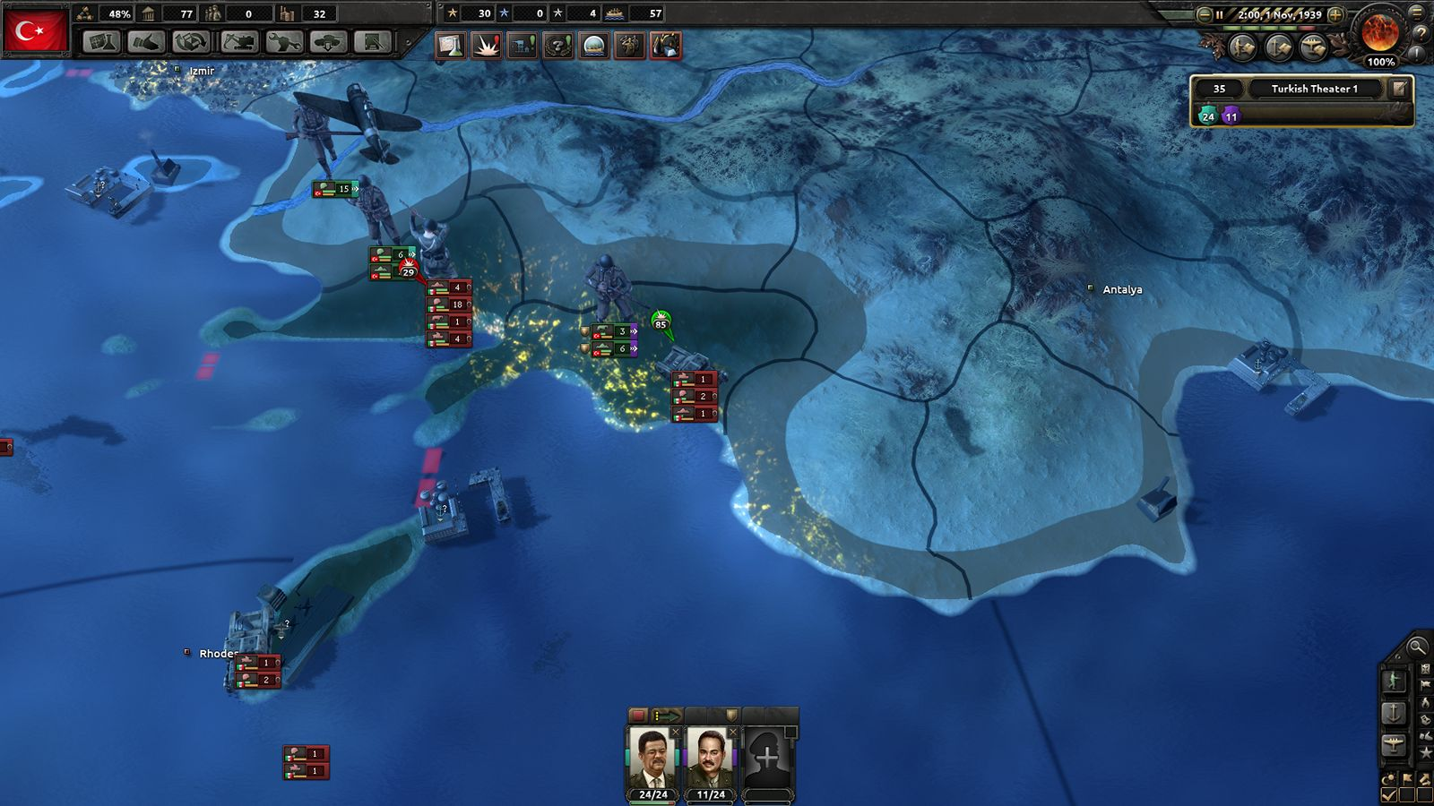 Hearts of Iron 2 : Patches, Updates, Addons, Downloads