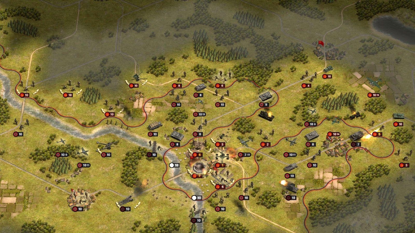 Order Of Battle Blitzkrieg Premieres Images