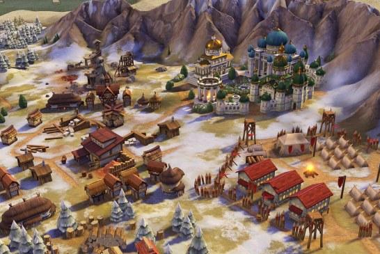 Civilization VI : voici la Russie et la reine sparte Gorgô