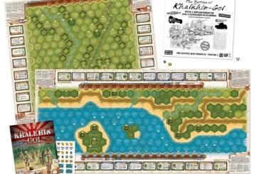 Khalkhin-Gol, nouvelles battle maps pour Mémoire 44