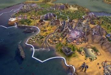 Premier patch pour Civilization VI