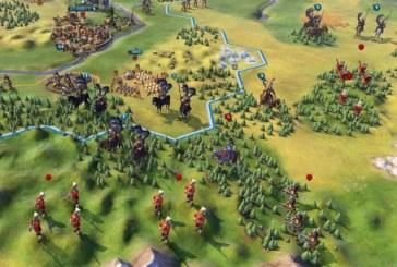 Civilization VI : voici la Pologne, les invasions vikings, et le patch d'hiver