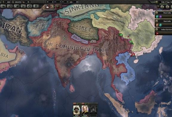 HoI IV– Together for Victory : le Commonwealth à l'honneur