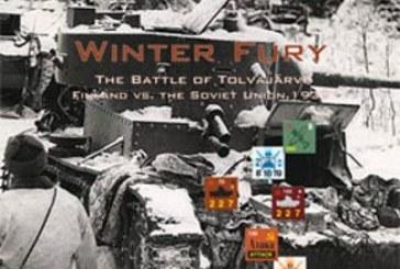 Nouvelle édition pour Winter Fury