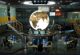 Quarantine : trailer et screenshots