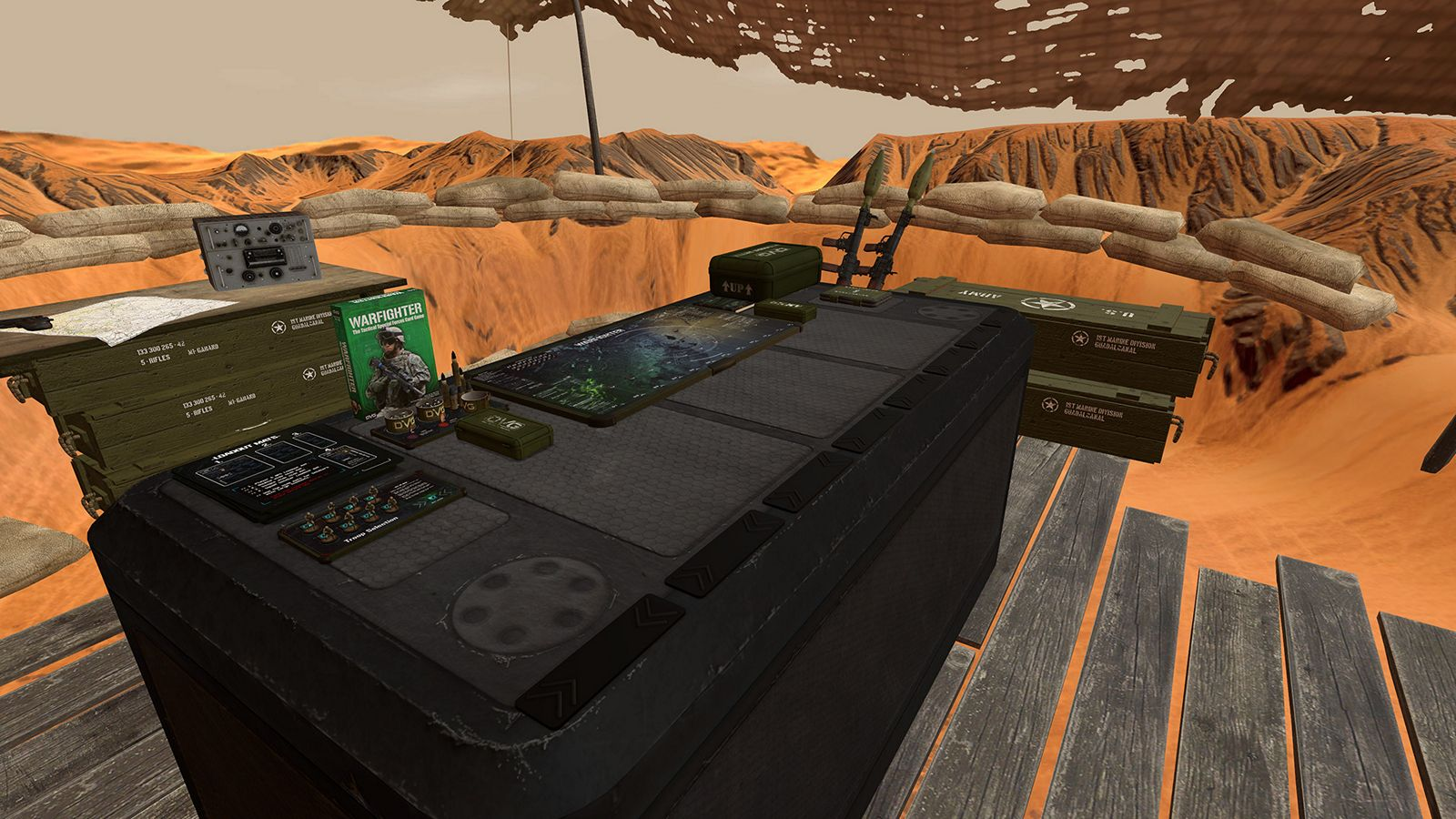 Tabletop Simulator: Warfighter 2017 pc game Img-2