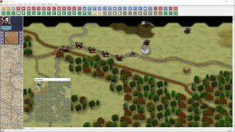Fall anyone? The Old Banshee team have included autumn and winter trees (no foliage) as well as snow on the ground for the Chancellorsville maps;
