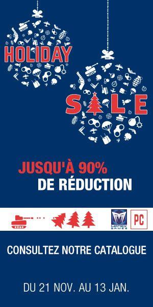 Matrix Holiday sale