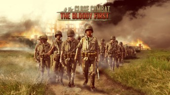close-combat-bloody-first-artwork
