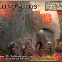 Invasions : Volume I - Wisdom Owl - Boîte du jeu