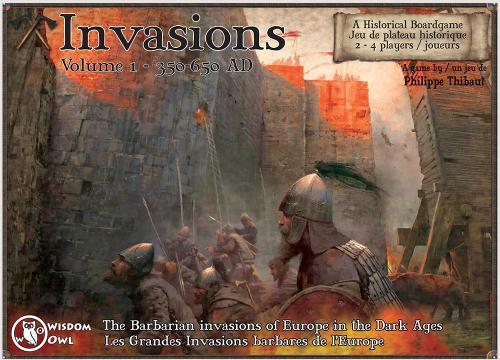 Invasions : Volume I - Wisdom Owl