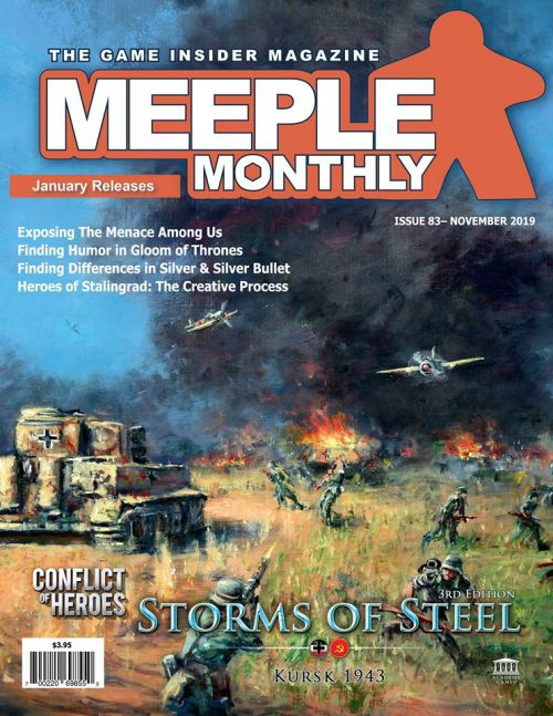 Meeple Monthly 83