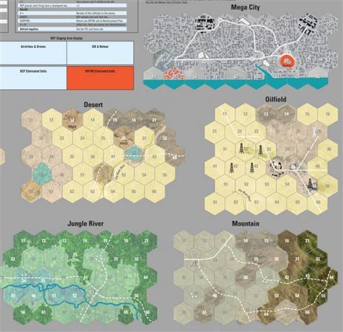Modern War 46 map
