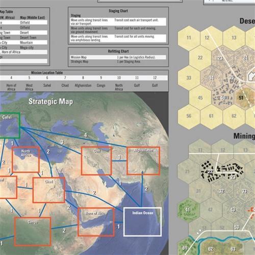 Modern War 46 map 2