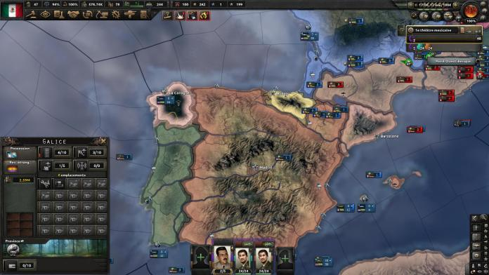 Hearts of Iron IV - Patch 1.9 Husky