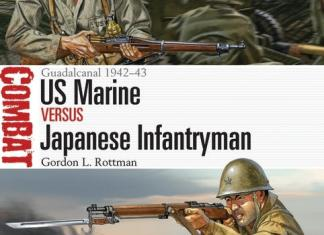 US Marine vs Japanese Infantryman