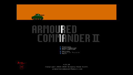 Armoured Commander II - preview