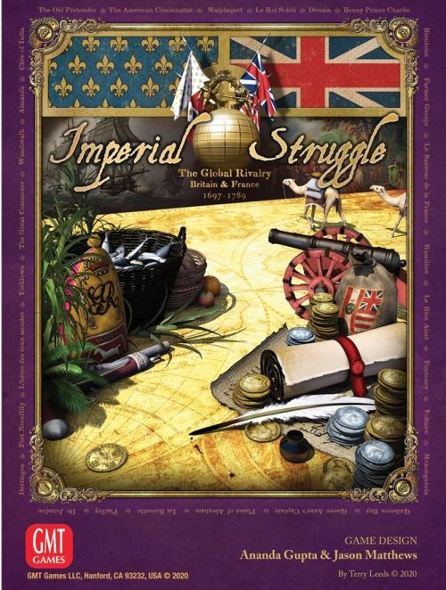 Imperial Struggle GMT