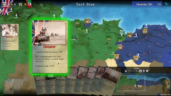 Operation Crusader 1941