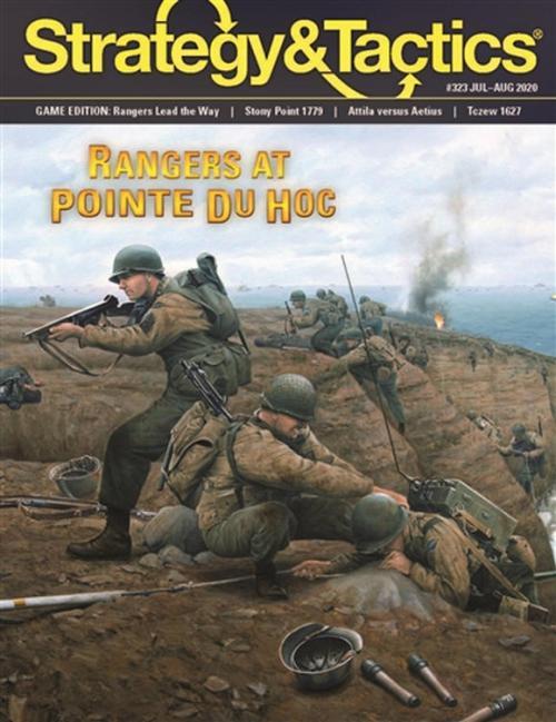 Strategy & Tactics 323