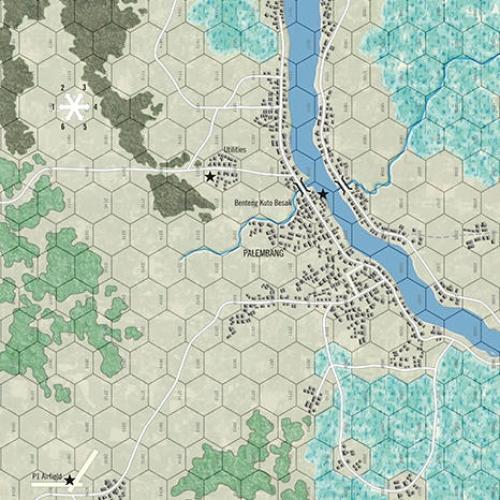 World at War 72 - map