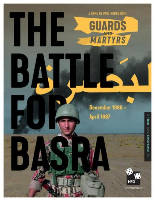 Guards and Martyrs: The Battle for Basra - HFD