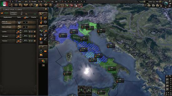 Hearts of Iron IV - AAR Italie