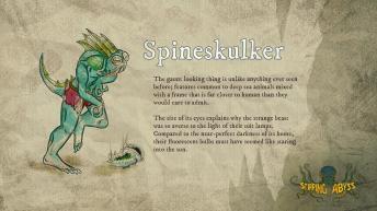 Spineskulkers