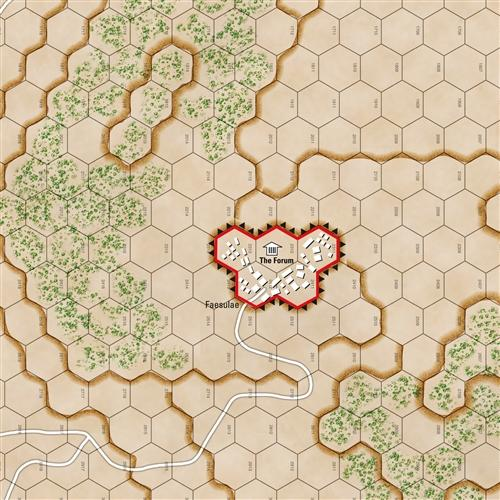 Strategy & Tactics Issue #324 - carte