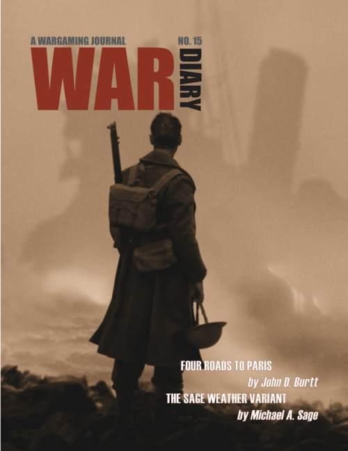 War Diary 15