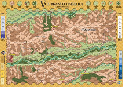 Para Bellum VIII - carte