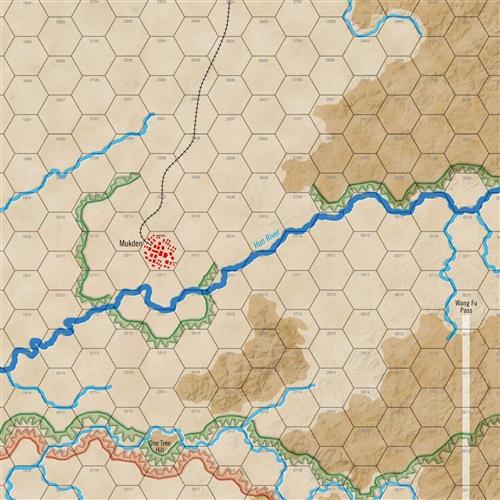Strategy & Tactics 326 - map
