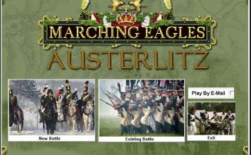 Marching Eagles - Austerlitz