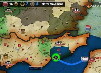 Wars Across the World - Caesar 54