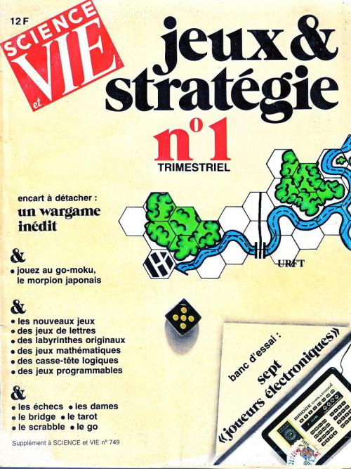 Jeux & Stratégie 1