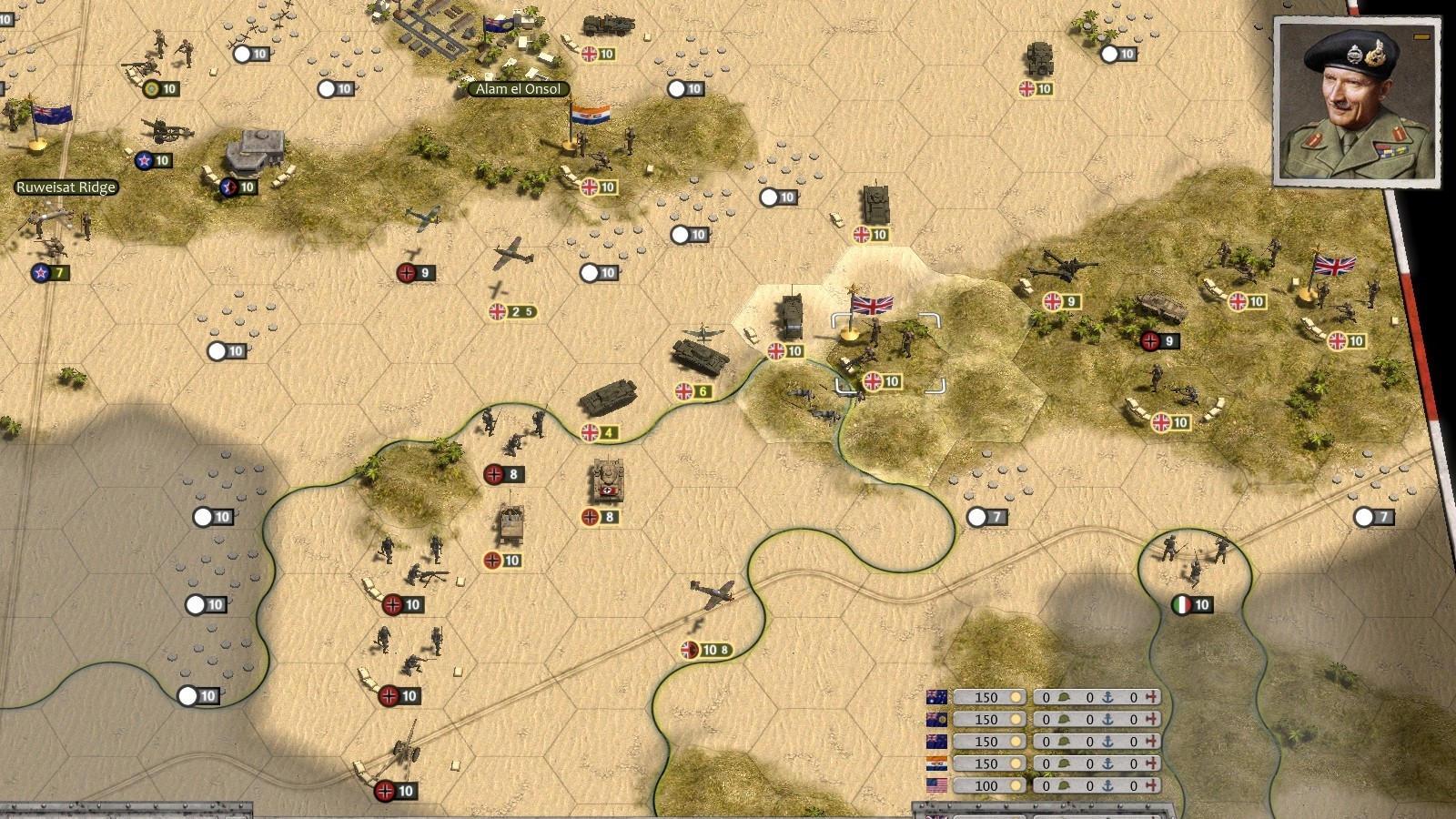Order of Battle: Allies Defiant